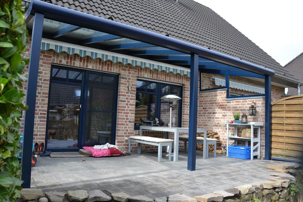 terrassen berdachung volks wintergarten isermann. Black Bedroom Furniture Sets. Home Design Ideas